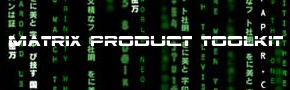 Matrix Product Toolkit